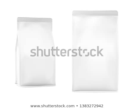 Different types of food in bags Stock photo © bluering