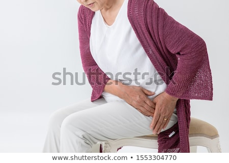 hip arthritis stock photo © tefi