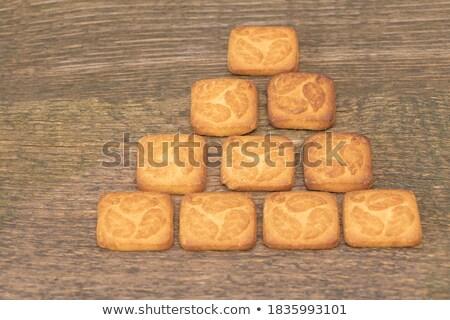 galletas · amarillo · día · luz · chocolate · desayuno - foto stock © all32