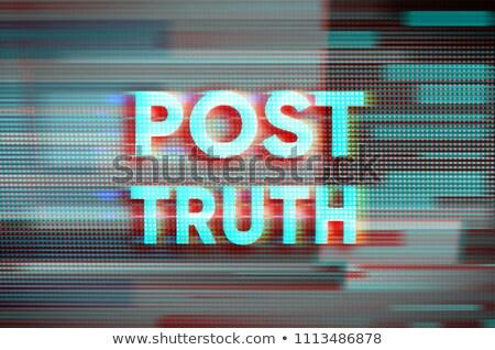 nyilvános · vélemény · megnyerő · érzelem · személyes · hit - stock fotó © stevanovicigor