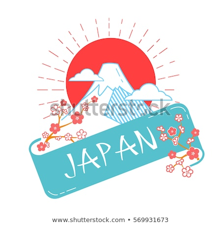 Icon  Japan Day stock photo © Olena