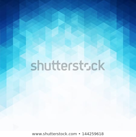 abstract · Blauw · business · poster · banner · vector - stockfoto © lemony
