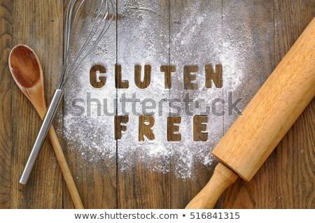 Színes magvak magok gluténmentes diéta copy space Stock fotó © lightkeeper