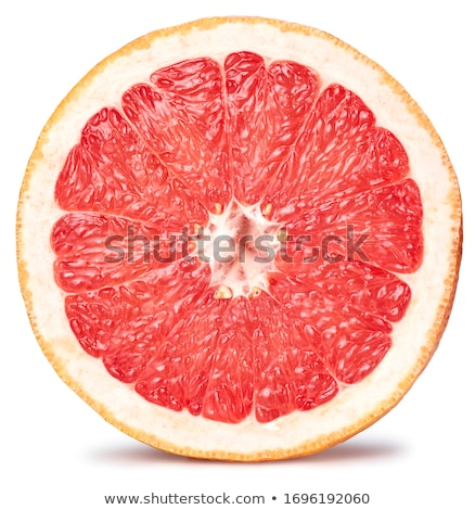 Organisch grapefruit witte natuur achtergrond Rood Stockfoto © bdspn