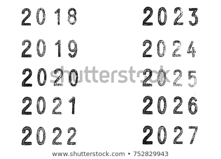 Many rubber stamps Stock photo © 5xinc