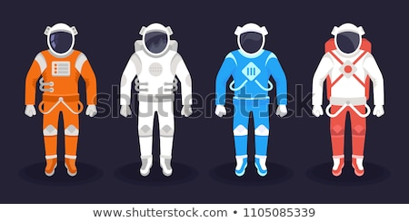 Cosmonaute activité astronaute espace Photo stock © jossdiim