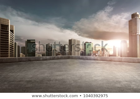 Roof Top Stock photo © hlehnerer