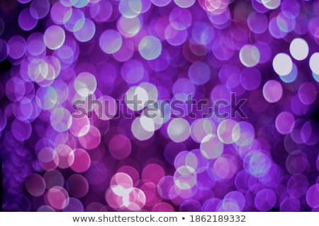 roze · lichten · abstract · bokeh · witte · cirkel - stockfoto © mythja