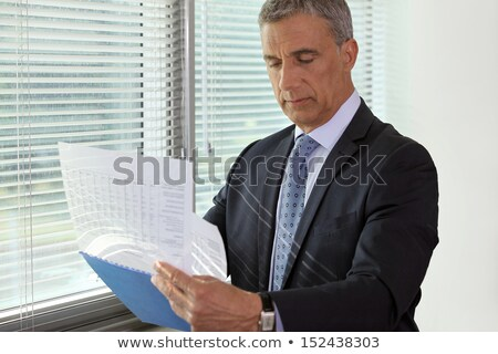 fontos · telefonbeszélgetés · férfi · iroda · affér · esküvő - stock fotó © photography33