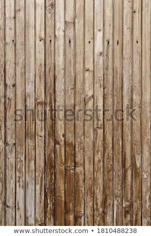 Stockfoto: Painted Fence
