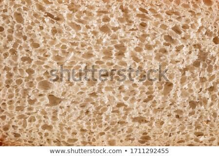 Close up of wholemeal bread texture  Stock photo © Taigi