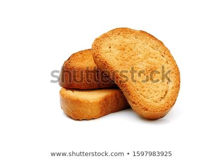 пшеницы · хлеб · завтрак · диета · питание · диеты - Сток-фото © M-studio