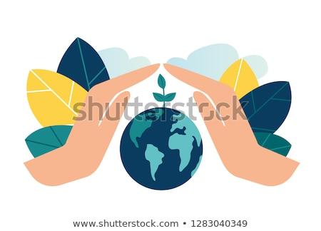 Эмблема экологии своими руками 17