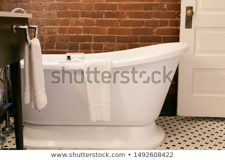 vintage or retro faucet Stock photo © ozaiachin