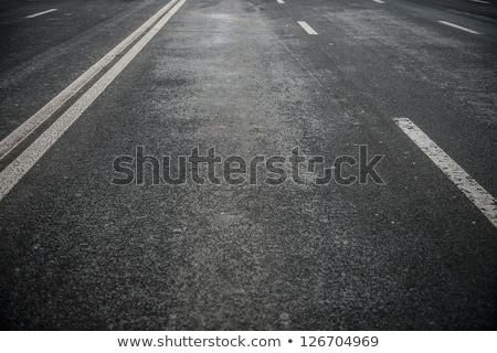 drogowego · szary · kamienie · starych · trawy · zielone - zdjęcia stock © latent