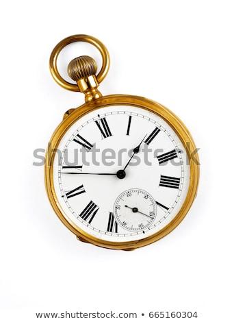 Old watch Stock photo © Nneirda