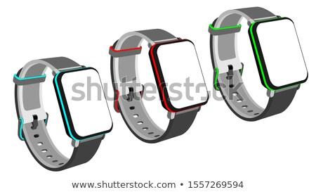 digital wrist watch Stock photo © FOKA