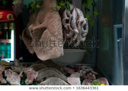 iç · bağırsaklar · 3D · render · anatomik - stok fotoğraf © hofmeester