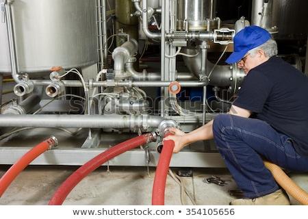 repair oil equipment Stock photo © zybr78