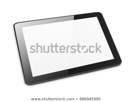 ebook · lector · libros · grupo · lectura - foto stock © jarin13