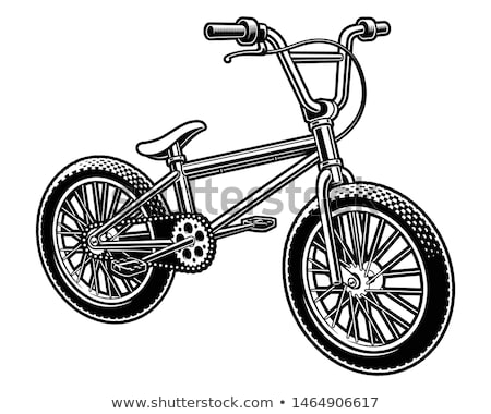 BMX Bike Rider Stock photo © arenacreative
