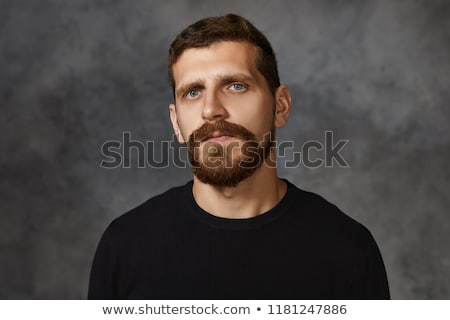 Sullen man Stock photo © disorderly