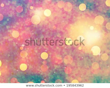 Defocused beidge lights. glitter. EPS 10 Stock photo © beholdereye