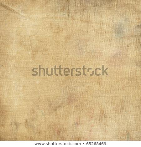 texture of old cloth closeup Stock photo © OleksandrO