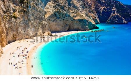surpreendente · praia · um · belo · praias · natureza - foto stock © Freesurf