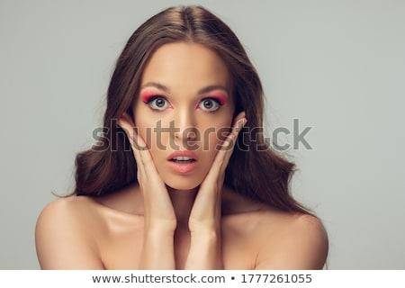 sensual · desnudo · espalda · primer · plano - foto stock © julenochek