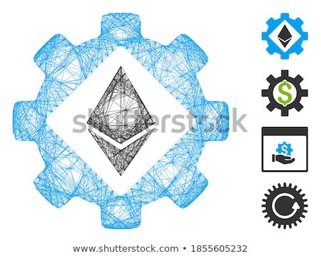 técnico · documentação · ícone · engrenagem · teia - foto stock © ahasoft