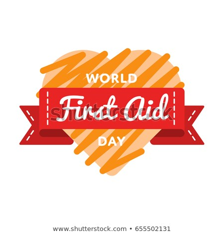 9 september World First Aid Day Stock photo © Olena