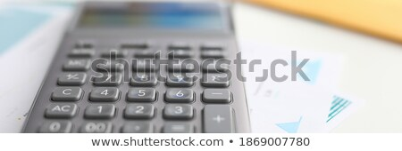 Black Office Folder with Inscription Equipment. Stock photo © tashatuvango