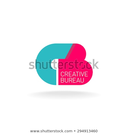 Letra c vermelho assinar símbolo vetor ícone Foto stock © blaskorizov