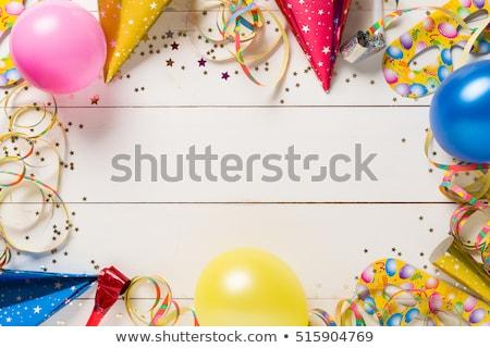 Noise Party Background Stock photo © alexaldo