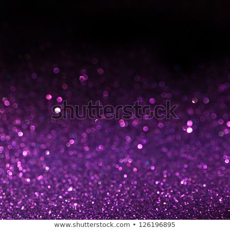 Stock photo: Purple holiday sparkling glitter abstract background, luxury shi
