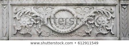 Turkish stone carving Stock photo © HypnoCreative