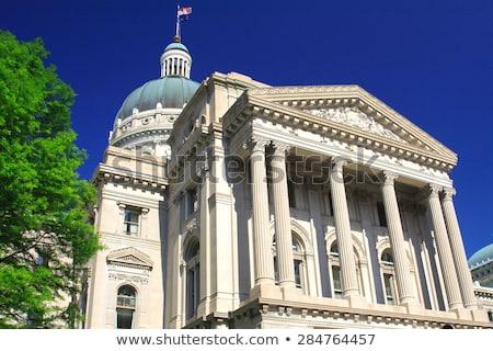 Indiana gebouw architectuur toren amerika Stockfoto © lorenzodelacosta
