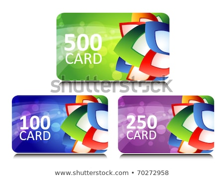 abstrato · colorido · desconto · cartão · fundo · arco-íris - foto stock © pathakdesigner