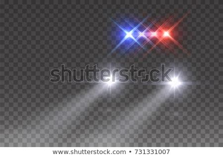 red led stock photo © devon