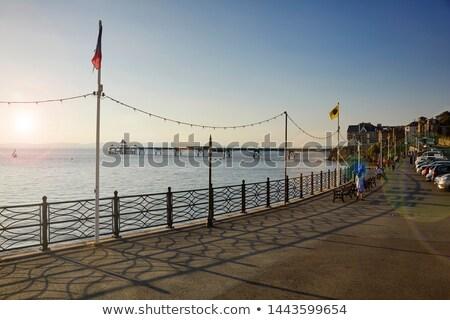 Victorian railings background Stock photo © Snapshot