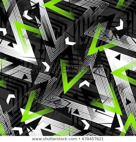 Spray abstract graffiti communie zwarte achtergrond Stockfoto © Melvin07
