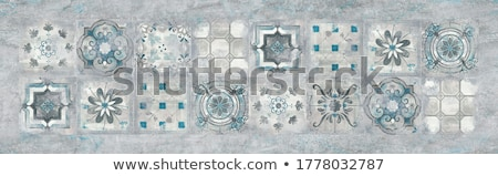 old tile stock photo © smuki