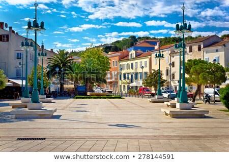カラフル · 島 · 列島 · クロアチア · 風景 - ストックフォト © bertl123