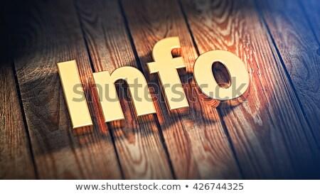 eğitim · haber · gazete · beyaz - stok fotoğraf © tashatuvango
