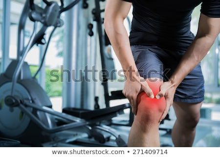 jonge · man · bodybuilder · torso · sport · bodybuilding - stockfoto © dolgachov