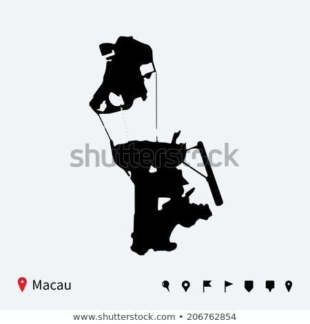testnevelés · illusztráció · gyerekek · fut · körül · versenypálya - stock fotó © tkacchuk
