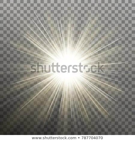Explosion star eps 10 monochrome Photo stock © beholdereye