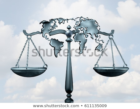 International Law Stock photo © Lightsource