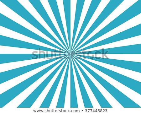 Kék fény csíkos vektor üres hely terv Stock fotó © ExpressVectors